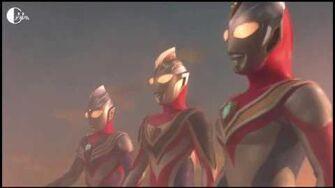 Ultraman Gaia! (Full size)