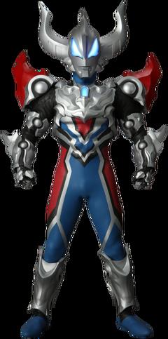Ultraman Geed Magnificent data