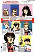 Manga GUTS Profiles