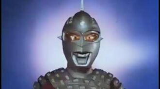 Ultraseven, Transformation Parody