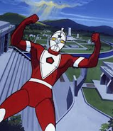 Ultraman from Joneus