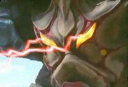 Garaon's eye laser