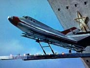 Sub-VTOL takeoff ready-to-launch