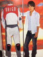 Hiroshi & GUTS uniform
