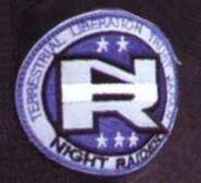 NR logo