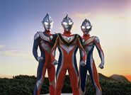Tiga Dyna & Gaia Supreme