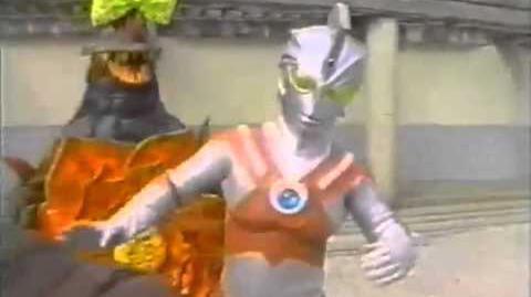 Ultraman Ace vs. Eleking vs