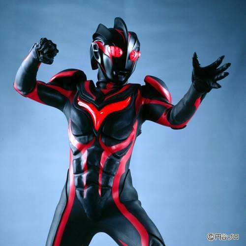 Ultraman Nexus Dark Zagi Render Ii Png