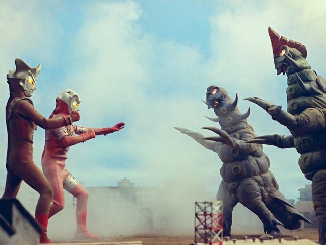 Bandai Ultraman Ultimate Monsters Part 5 - Ultraman Leo ... |Ultraman Leo Monsters