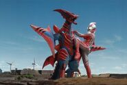 Mebius v Monster