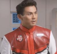 Captain Shigeru