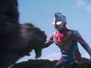 Geomos vs Ultraman Dyna2