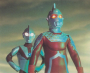 Ultraman & Ultraseven Return