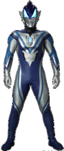 Ultraman Geed Acro Smasher