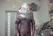 Alien Zarab WOWOW