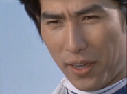 Kotaro reveal himself as Ultraman Taro