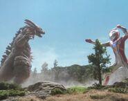 Ultraman Mebius-Saramandora Screenshot 001
