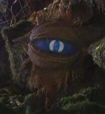 Banderas eyeball