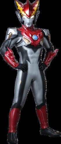 Ultraman Rosso 2