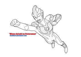 Image Ultraman Ginga Flying By Kasbikaria D6hrshn Jpg Ultraman Coloring Pages Ultraman