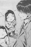 Shinjiro Aliens Manga