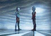 ULTRAMAN AND ULTRASEVEN