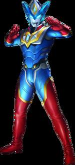 Ultraman Geed Mighty Trekker