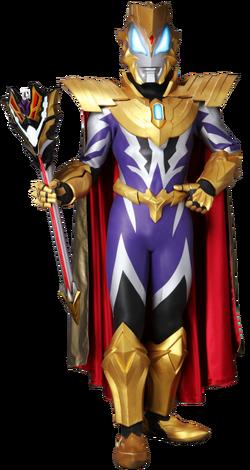 Ultraman Geed Royal Mega Master
