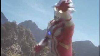 Ultraman Mebius & Hunter Knight Tsurugi vs. Bogal (Part 2)