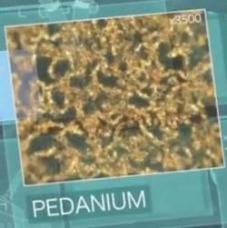 Pedanium alloy