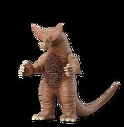 Gomora Spark Doll render