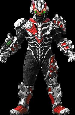 Ultraman orb sadeath render by zer0stylinx-dbzc39h