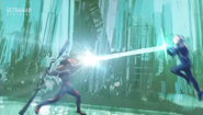 Hikari Lightning Shot