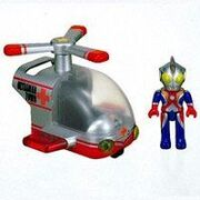 Ultraman-Town-Rescue-Heli-with-Cosmos
