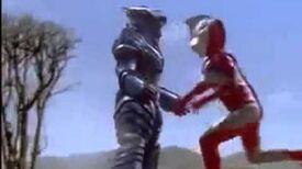 Ultraman Cosmos vs