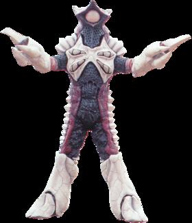 Ultraman Neos Alien Zamu leader
