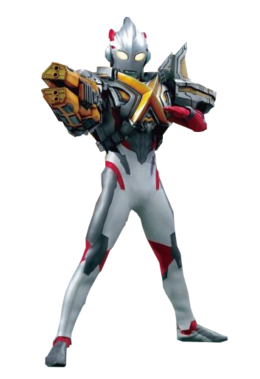 Ultraman X Eleking Armor