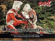 Zoffy Taro & Mother of Ultra