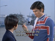 Kotaro reveals himself