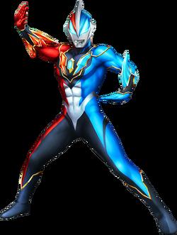 Ultraman Geed Fire Leader