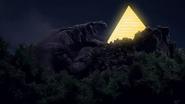 Tiga Pyramid in Ultraman Tiga Gaiden