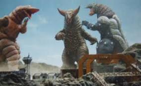 Gomora vs Golza & Telesdon