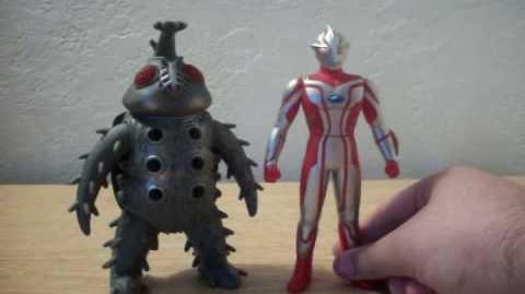 Bandai Satan Beetle (Repaint) Toy Review