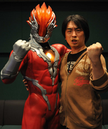 Glen Fire and Tomokazu Seki