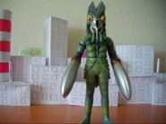 Ultra Monster Series -2 Alien Baltan 2000