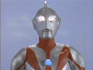 Ultraman's Type B first apperance in ep 14