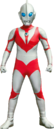 Ultraman Powered data