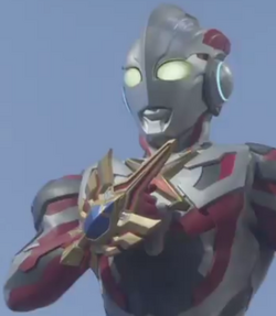 Ultraman X - Max Galaxy