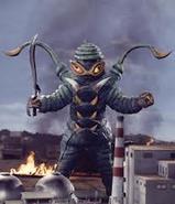 Alien Terrorist