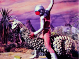 The Boy who Fell into the Jurassic Era